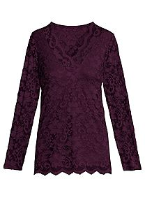 Ladies Lace Top Shop our NEW trends from the Autumn Collection!
