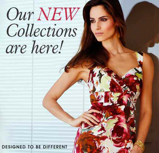 home hero Shop our NEW trends from the Autumn Collection!