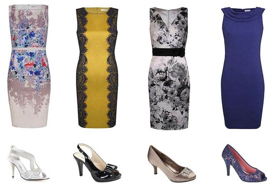 Ladies Evening Dresses UK