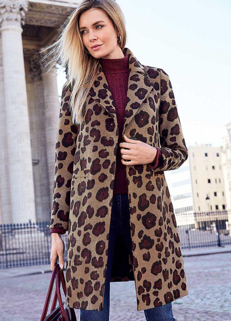 tenue fashion en hiver